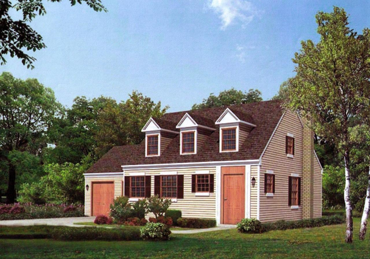 Ameripanel Homes Of South Carolina Cape Cod Style
